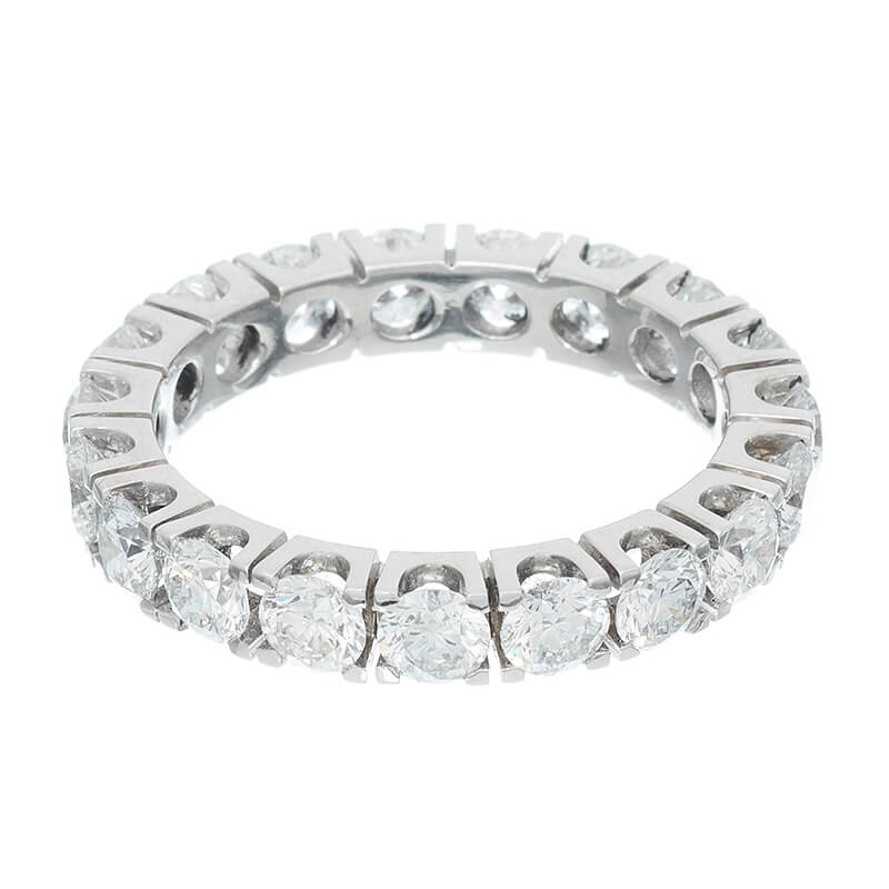 ARTEMIS | Eternity Ring | 2.85 ct.