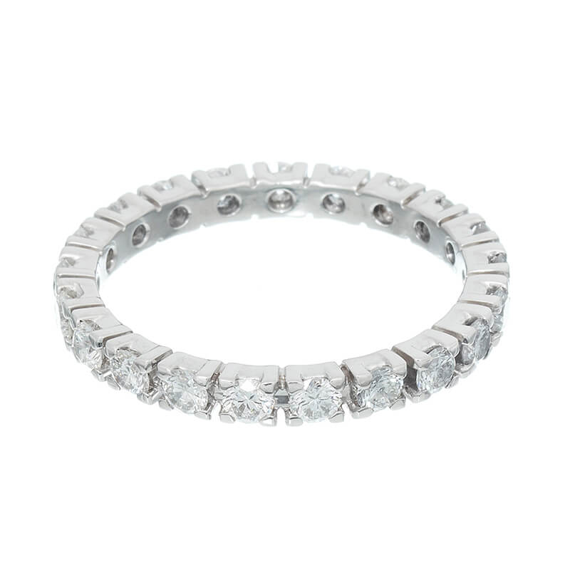 ASTERIA | Eternity Ring | 1.05 ct.