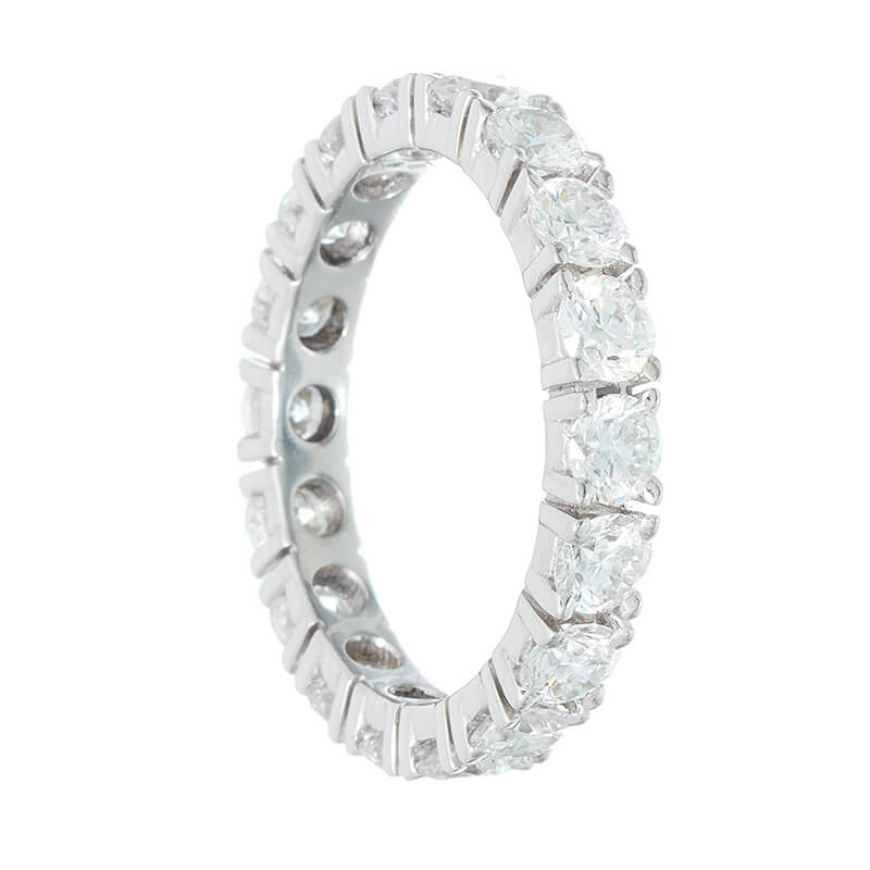 ASTERIA | Eternity Ring | 2.70 ct.