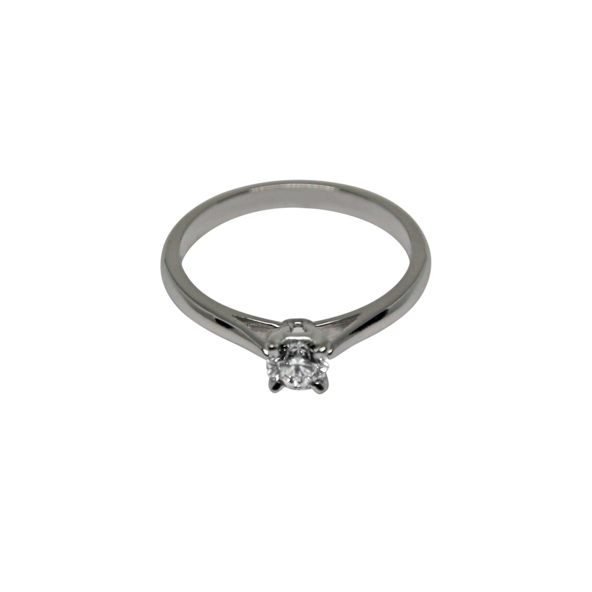 URANUS | Solitaire Ring | 0.30 ct.-Solitaire-MIKU Diamonds A/S