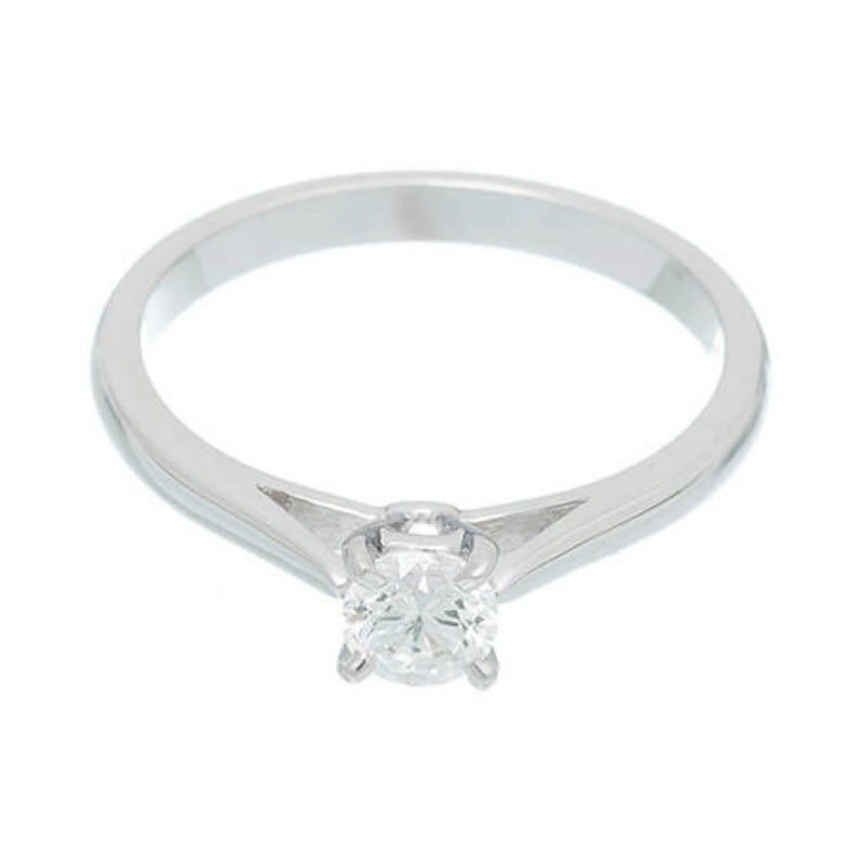 URANUS | Solitaire Ring | 0.40 ct.