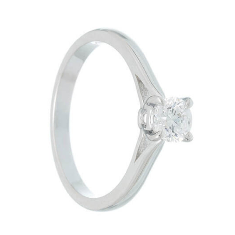 URANUS | Solitaire Ring | 0.50 ct.