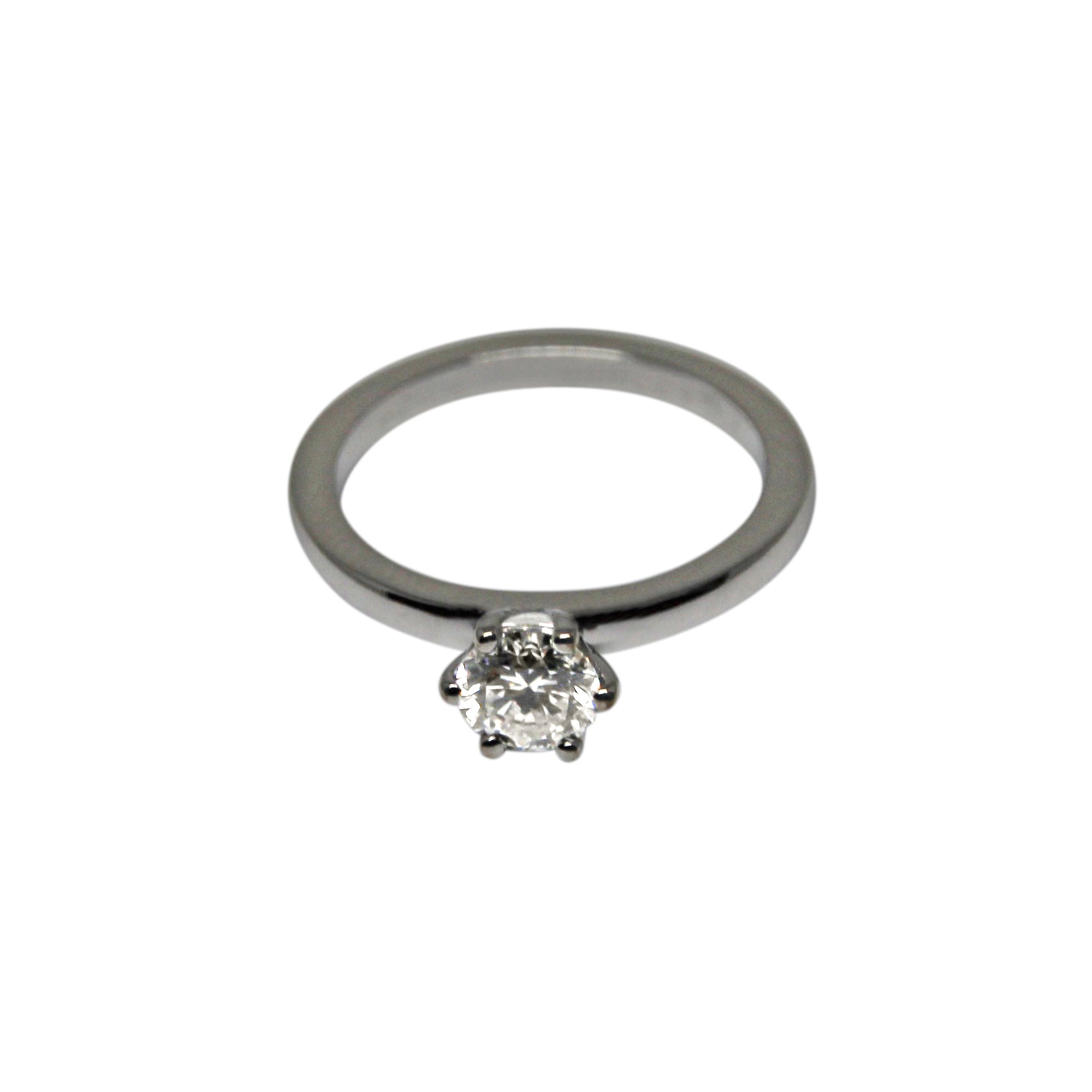 APOLLO | Solitaire Ring | 0.51 ct.-Solitaire-MIKU Diamonds A/S