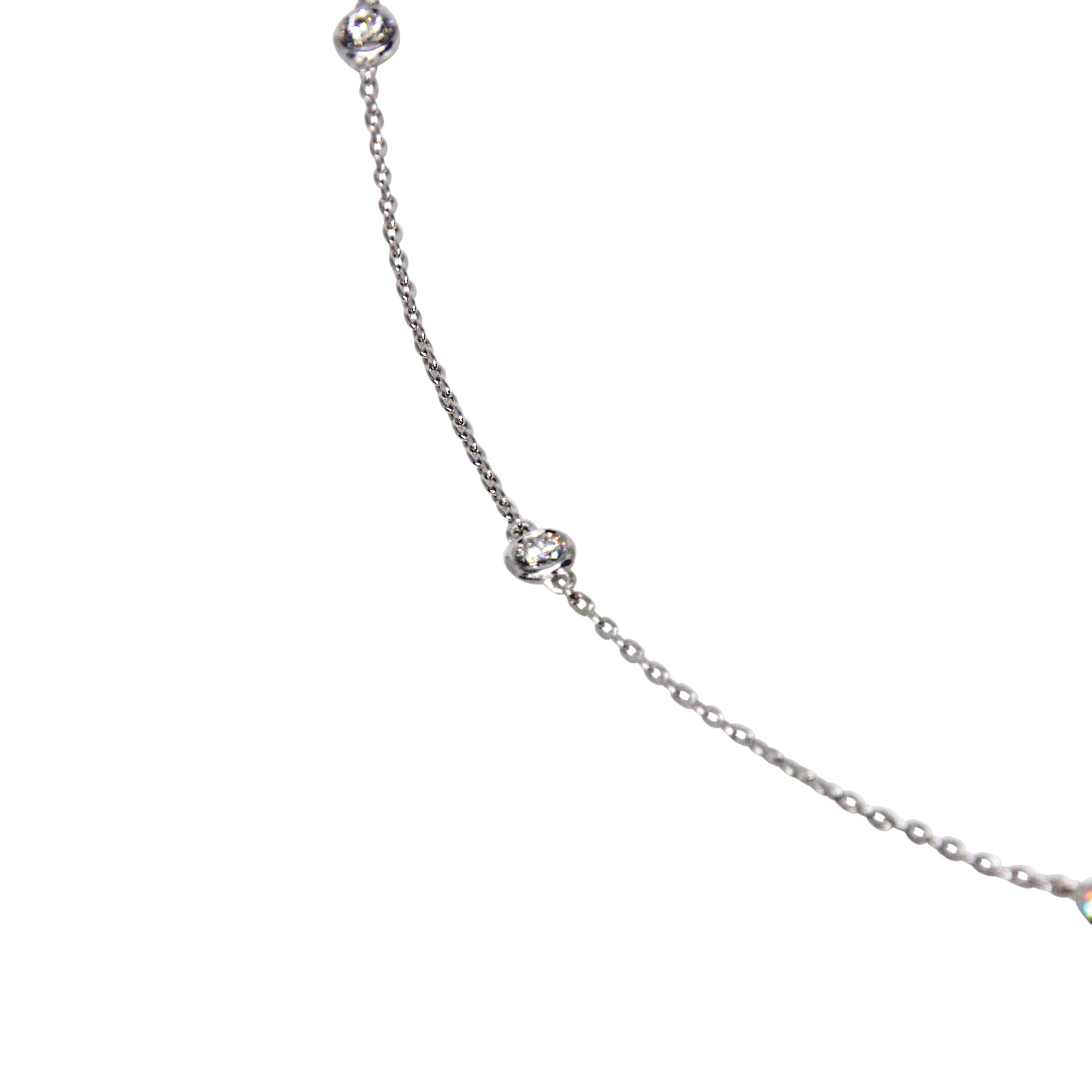 EROS | Necklace | 1.50 ct.-Necklace-MIKU Diamonds A/S