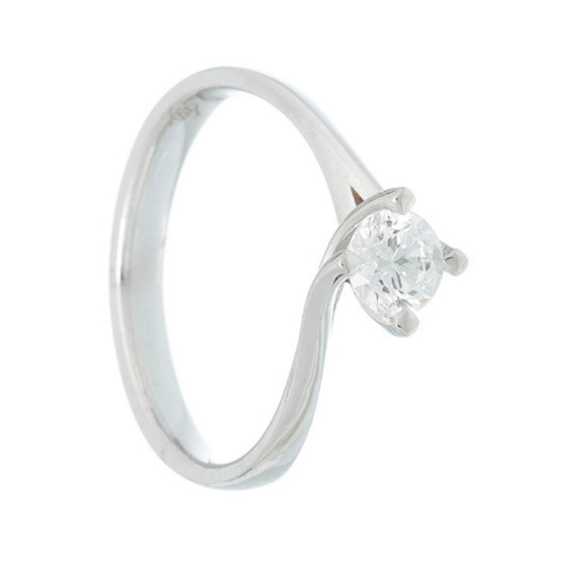 NEPTUNE | Solitaire Ring | 0.50 ct.
