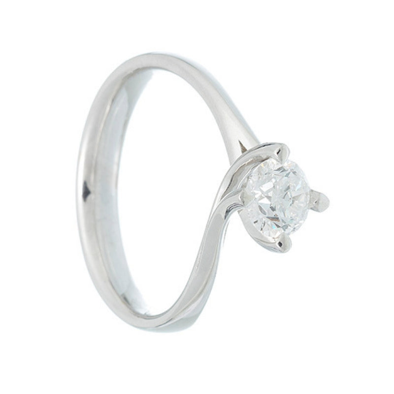 NEPTUNE | Solitaire Ring | 0.70 ct.