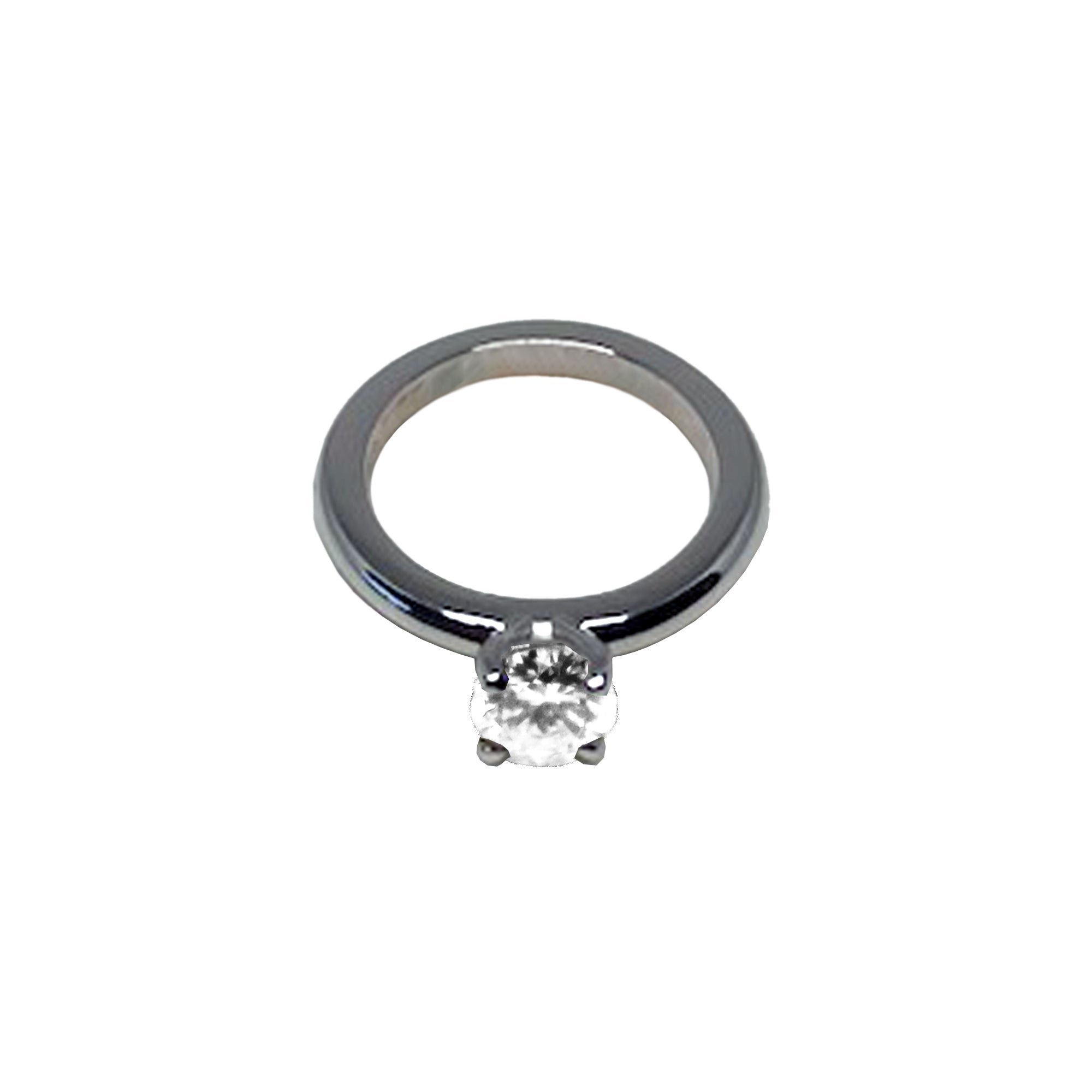 LETO | Solitaire Ring | 1.01 ct.-Solitaire-MIKU Diamonds A/S