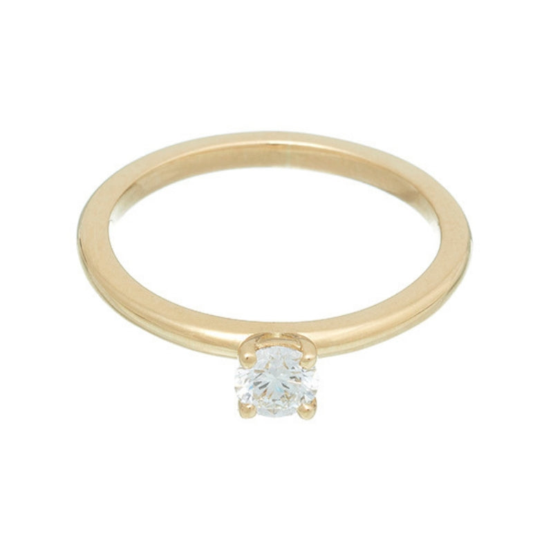 APOLLO | Solitaire Ring | 0.30 ct.