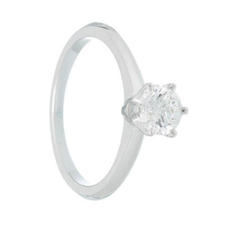 MERCURY | Solitaire Ring | 0.70 ct.