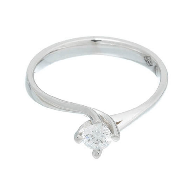 NEPTUNE | Solitaire Ring | 0.26 ct.