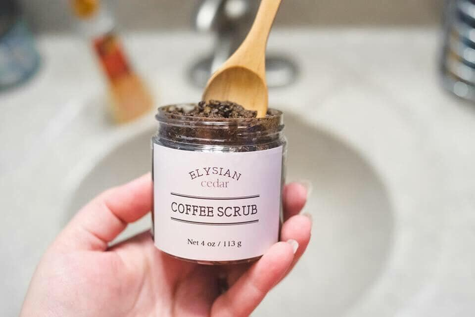 Coffee + Honey Scrub