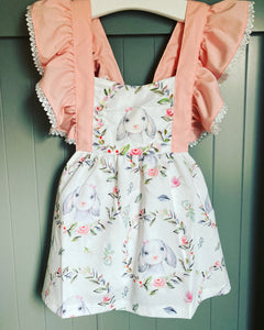 SS21 Exclusive Bunny Frill Dress