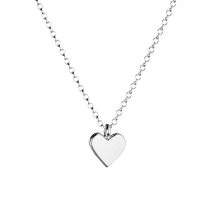 Midi Heart Necklace