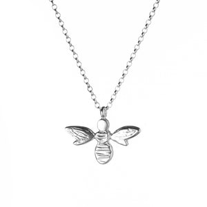 Large Bee Necklace