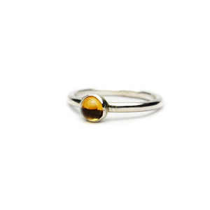 Medium Citrine Ring