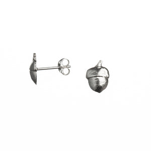 Baby Acorn Earrings