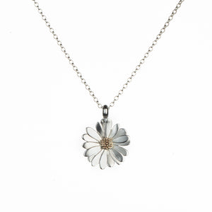 Large Flower Necklace