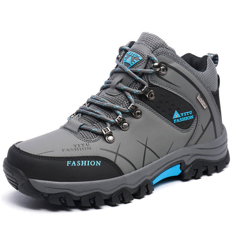 Men's Warm Outdoor Hiking Shoes - mytravelsupply