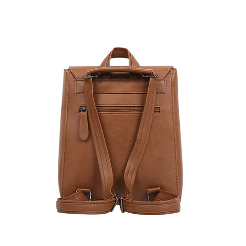 Leather Women Backpack - mytravelsupply