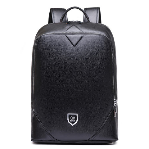 Casual Leather Anti-Theft Backpack - mytravelsupply