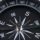 Mini Pocket Lightweight Aluminum Compass - mytravelsupply