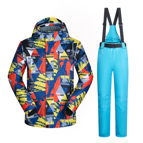 Windproof  Ski Suit - mytravelsupply