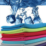 Microfiber Antibacterial Quick Drying Towel - mytravelsupply