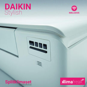 Daikin Stylish 3,4 kW Set