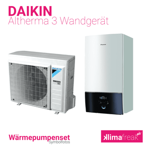 Daikin Altherma 3 Wandgerät R32 4,0 kW Set - Wärmepumpen - klimafreak.at