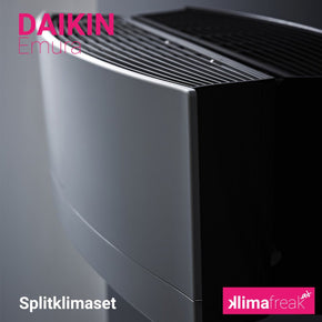Daikin Emura R32 2,5 kW Set - Splitklimaanlage - klimafreak.at
