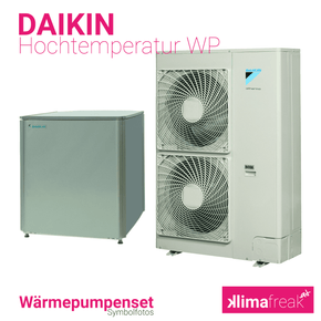 Daikin Altherma Hochtemperatur WP R410A 11,0 kW Set - Wärmepumpen - klimafreak.at