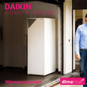 Daikin Altherma  LT Integrated R410A 8,0 kW Set - Wärmepumpen - klimafreak.at