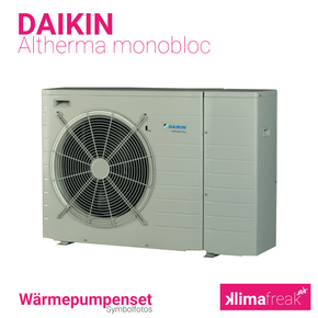 Daikin Altherma monobloc R410A 5,0 kW - Wärmepumpen - klimafreak.at