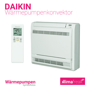 Daikin HP convektor 1,5 kW - Konvektoren - klimafreak.at