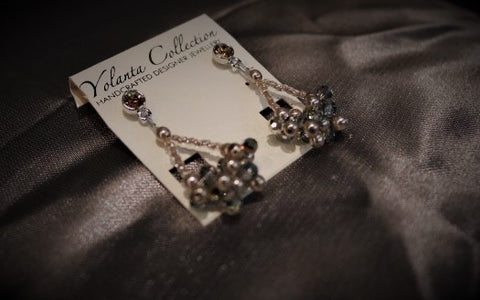 Yolanta Collection, Swarovski Detail
