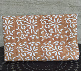 Shelly- Cork Cutout Clutch