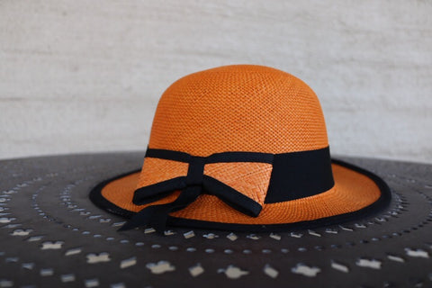 Ecua-Andino Hats - Summer Peach