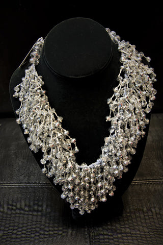 Linda Lee Hand Knotted Necklace