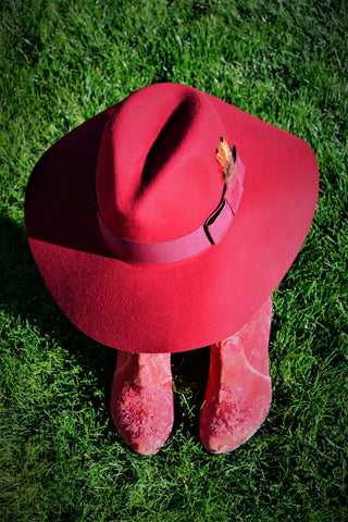 Conner Hat - Red