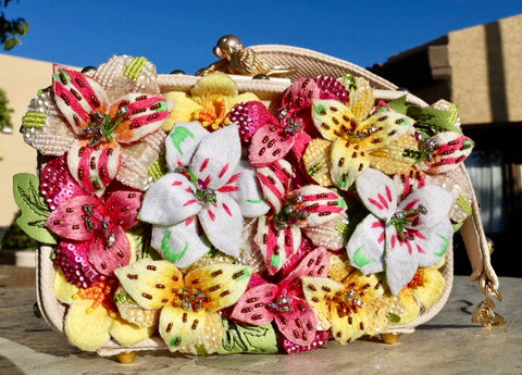 Mary Frances -Spring into Spring Bag