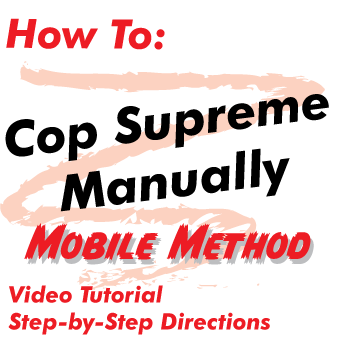 How to Cop Supreme Manually (Mobile)