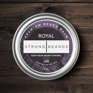 Strong|Beards Royal Beard Balm