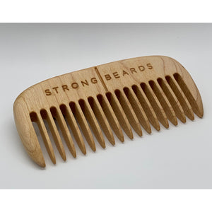 Strong|Beards Classic Beard Comb