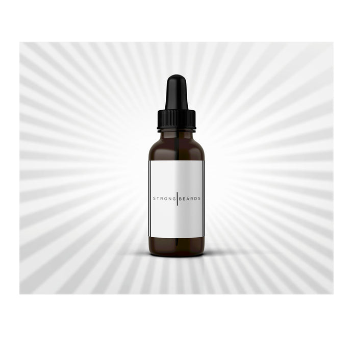 Strong|Beards Unscented Beard Oil