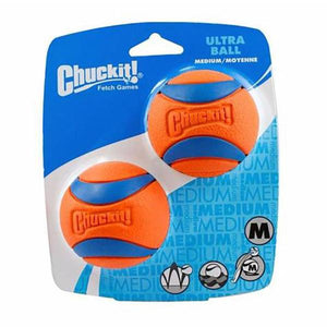 Chuck It! - Rubber Play Fetch Ball for Dogs-Toy-Lucky Paws