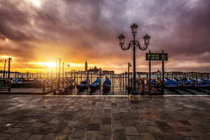 Sunset Venice - Video Tutorial