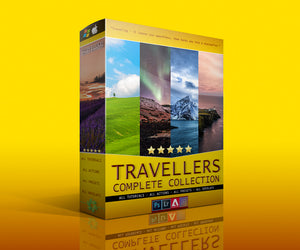 Travellers Complete Collection - All Shop!