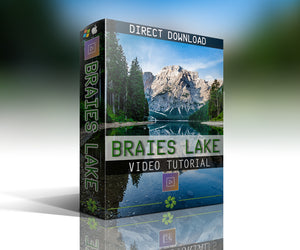 Braies Lake - Video Tutorial