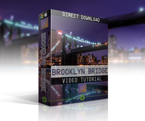 Brooklyn Bridge - Video Tutorial