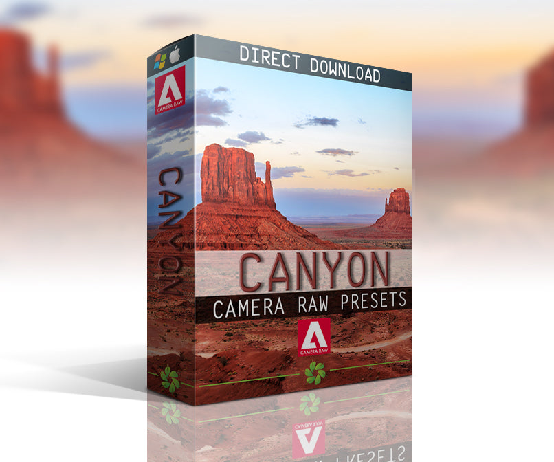 Canyon - Camera Raw Collection